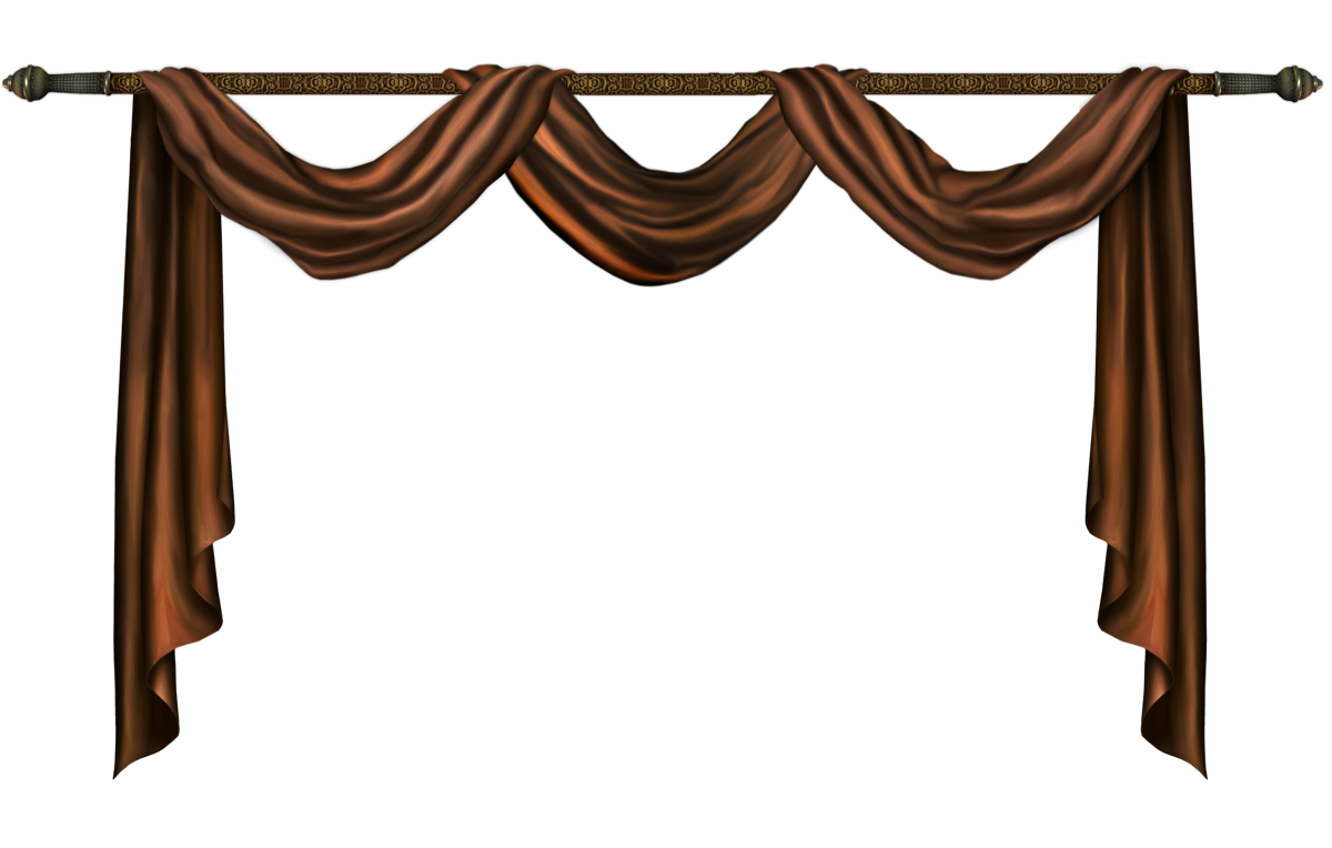 Image Result For Gold Curtains Png